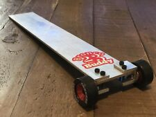 Custom RC Wheelie Bar With Wheels