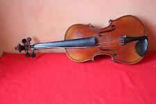 Lot de lutherie, 2 violons + 3 archets
