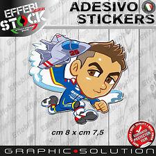 Adesivi Sticker MASCOTTE MAVERICK VINALES 25 MOTOGP SUZUKI ECSTAR TOP QUALITY!