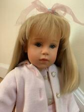 """Gotz doll Flora from 2001, vinyl and cloth lower body 16"""" Rare"""
