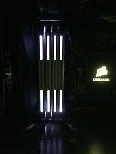 Corsair Dominator Platinum Light Bar LENSES ONLY.  **WHITE**