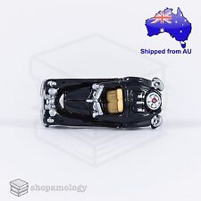 Classic Black Sports Car Cufflinks in Gift Box