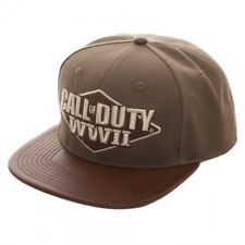 Call of Duty World War II 3D Embroidered Snapback Cap