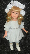 Linda Rick Beautiful Fully Vinyl Doll