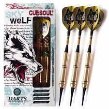 Cuesoul Soft Tip Darts with 16 GRAMS  brass Barrel(Sky Wolf Series)