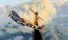 ROBERT TAYLOR Greycap Leader JOHNNIE JOHNSON Canadian Wing Spitfire 433 Squadron