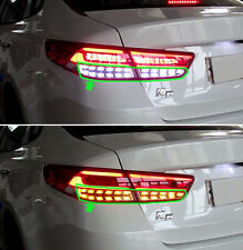 Rear Sequential Turn Signal Backup LED Module DIY Kit 2p For 16 Kia Optima : K5