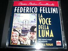 La Voce Della Luna (Federico Fellini) Soundtrack CD By Nicola Piovani