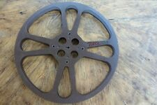 """16 MM 15"""" Metal Motion Picture Film Take Up Reel Free Expedited Shipping"""