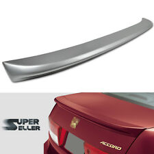 PAINTED HONDA ACCORD SEDAN 4D OE STYLE REAR BOOT TRUNK SPOILER 2005 US MODEL