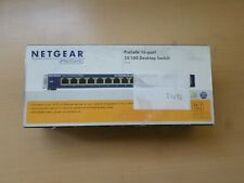 Netgear ProSafe 16-Port 10/100 Desktop Switch FS116