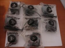 Usa Taco Bell Star Wars Trilogy Toys Fast Food New Toys In Packets