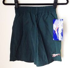 vintage reebok shorts youth size medium deadstock NWT 1993