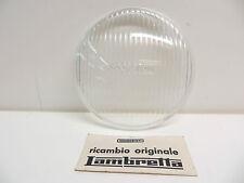 """Lambretta J/CENTO """" INNOCENTI"""" Original 105mm Headlight Glass Mint N.O.S"""
