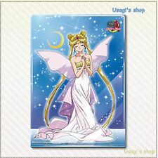 Sailor Moon 20th Anniversary Mini Clear File collection 3 Complete set (8 file)