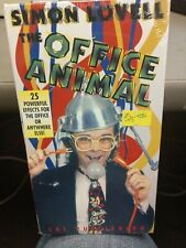 Simon Lovell Vhs The Office Animal 25 Powerful Effects for the Office