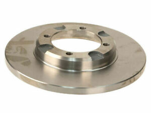 For 1990-1991 Eagle Summit Brake Rotor Front AC Delco 38211WS