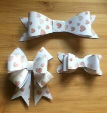hair gift wrap bow making templates stencil classic bows maker