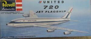 Revell near 1/144 United Boeing 720