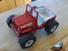 PRESSED STEEL TOYS - JEEP DUNE BUGGY WITH TOW CHAIN
