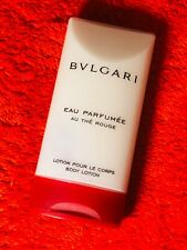 Bvlgari Eau De Parfume New Mini Fragranced Lotion Au The Rouge Luxury Skincare