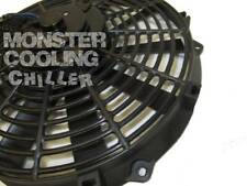 """67 68 69 70 Ford Mustang Radiator Fans,2-12"""" 120W High Performance & Relay Kit"""