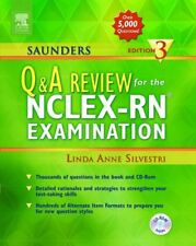 Saunders Q & A Review for the NCLEX-RN Examination