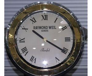Raymond Weil Parsifal Wall Clock
