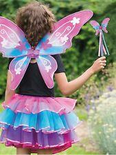fille de luxe jardin Aile Fée Wand froufrou Déguisement Tutu papillon