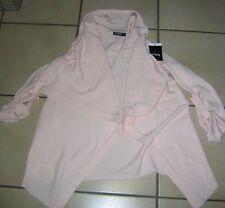 Pullover - Jacke - rosa - NEU - Gr. 36