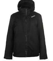 Nevica Artax Ski Jacket Black Mens Size UK S *REF105