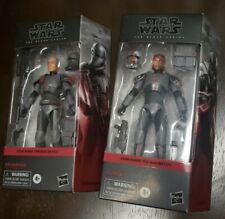 "Star Wars Black Series 6"" The Bad Batch - Crosshair & Hunter Brand New F. Sealed"