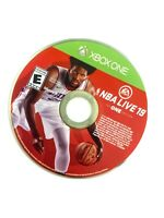 NBA LIVE 19 The ONE Edition (Microsoft Xbox One)  - Disc Only No Case, Tested