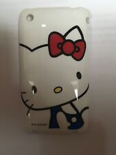 IPhone 3G/3GS Phone Case - Hard Case - Hello Kitty - Used - Slight Damage