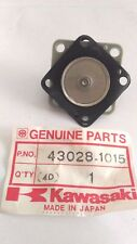 Membrana rubinetto benzina diaframma Kawasaki KZ ZX 650 750 900 1000 430281015