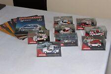Lote Coches de Rally Carlos Sainz Collection