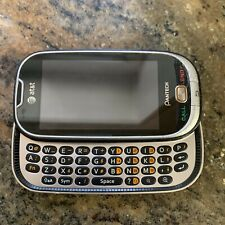 Pantech Ease P2020 (AT&T) GSM 3G Sliding Keyboard Touchscreen Cell Phone