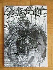Artefakt Nummer 19 – Rollenspielmagazin mit Abenteuern zu Chtulhu, Vampire, Arca