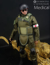 "12"" Action Figure Suit Model 1/6 Military Soldier SUPER Toys Combat Cosplay Gift"