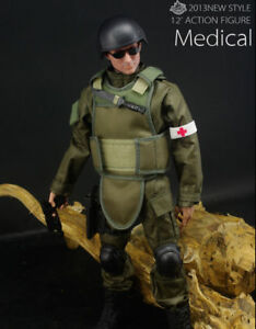 """12"""" Action Figure Suit Model 1/6 Military Soldier SUPER Toys Combat Cosplay Gift"""