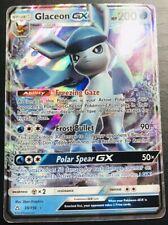 Glaceon GX 39/156 SM Ultra Prism Pokemon Card ~ Near Mint