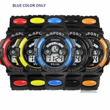 Sport Silicone/Rubber Case Quartz (Battery) Watches