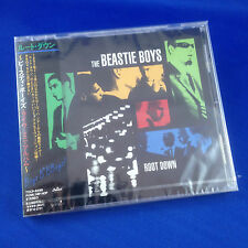 BEASTIE BOYS: Root Down (RARE OUT OF PRINT 1998 JAPANESE CD +1 BONUS TRACK)