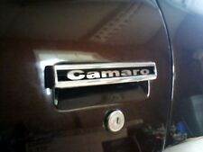 Pair of 2 1974 Camaro Door Handle Insert decals. May fit other cars as well