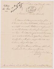 Baltimore. Modèle de Voiture en Hommage au Roi Louis-Philippe Ier St Cloud. 1847
