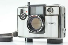 【 RARE!! AS-IS 】 Ricoh Auto Half SL Film Camera w/1:1.7 Lens From Japan 620