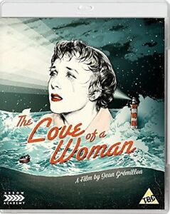 The Love Of A Woman Blu-ray & DVD New selead UK release