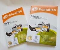 Etiketten DPD DHL weiß selbstklebend 200 Blatt A4 800 Stück 105mm x 148,5 mm