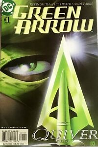 GREEN ARROW (Vol 3) 1-10 Kevin Smith's QUIVER Complete Story Arch. FREE Postage!
