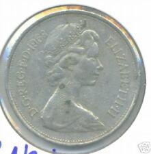 UK, GREAT BRITAIN  1968 ELIZABETH II - 10 NEW PENCE
